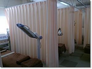 治療室全体